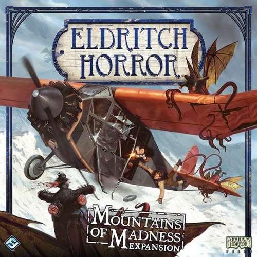 Eldritch Horror: Mountains of Madness - разширение за настолна игра