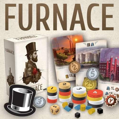 Furnace - настолна игра