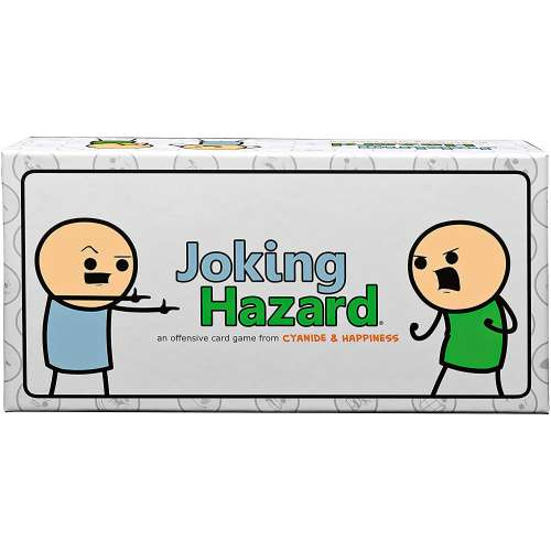 Joking Hazard - настолна игра