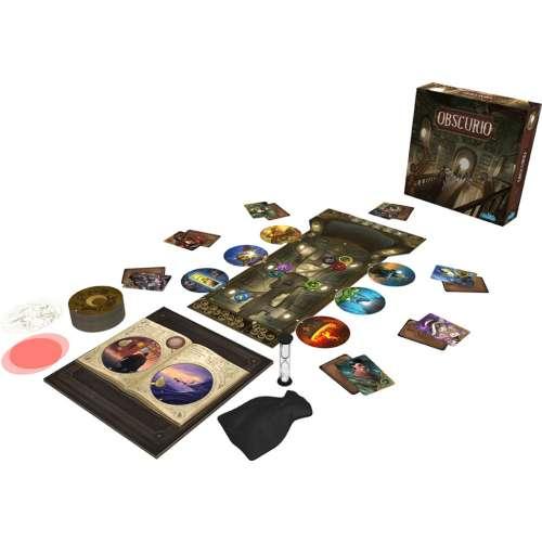 Obscurio - настолна игра