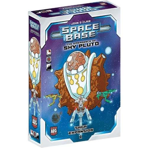 Space Base: The Emergence of Shy Pluto - разширение за настолна игра