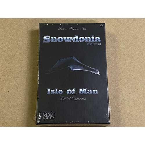 Snowdonia: Isle of Man - разширение за настолна игра