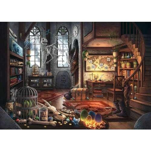 Exit Puzzle: Dragon Laboratory - пъзел със загадки
