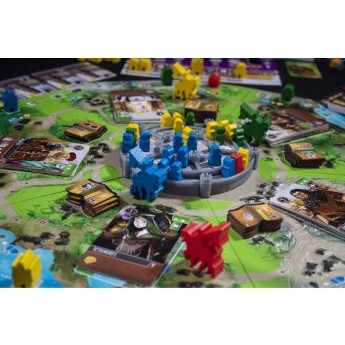 Viscounts of the West Kingdom - настолна игра
