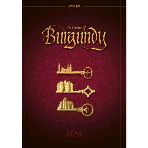 The Castles of Burgundy (20th Anniversary) - настолна игра