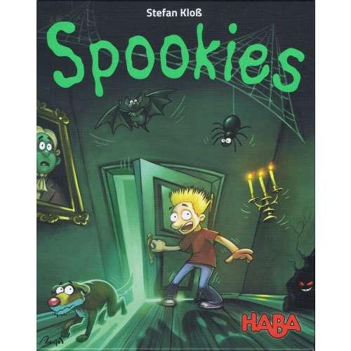 Призраци (Spookies) - настолна игра