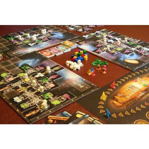 Galaxy Trucker - настолна игра
