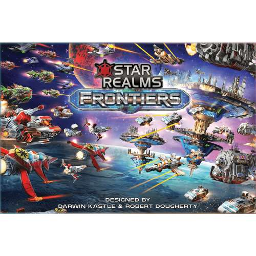 Star Realms: Frontiers - настолна игра