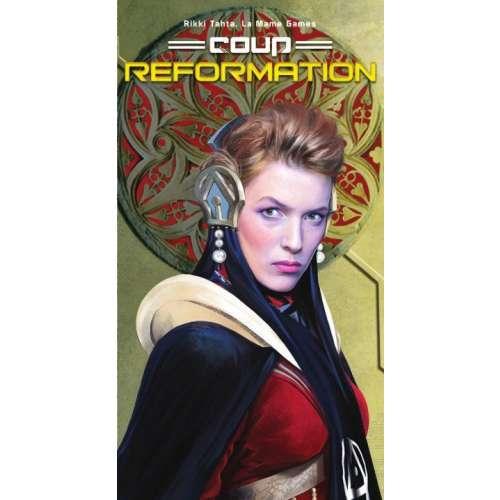 Coup: Reformation - разширение за настолна игра
