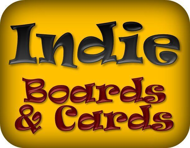 Настолна игра - Издател Indie Boards & Cards