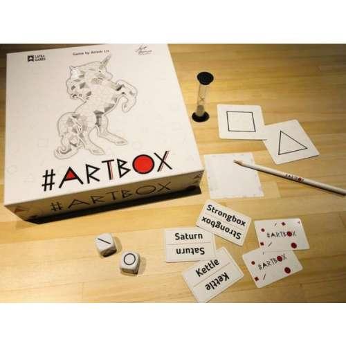 ARTBOX - настолна игра