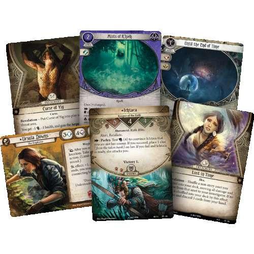 Arkham Horror: The Card Game – The Forgotten Age - разширение за настолна игра