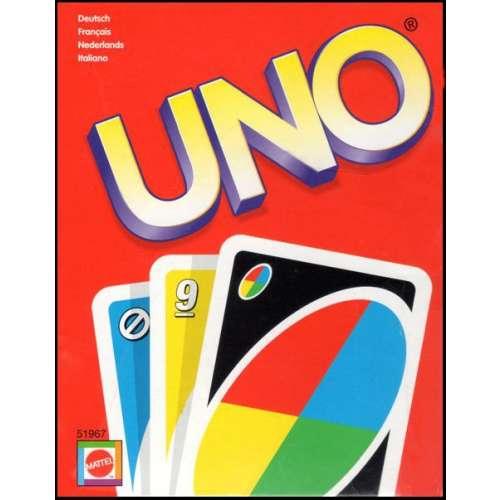 UNO - настолна игра