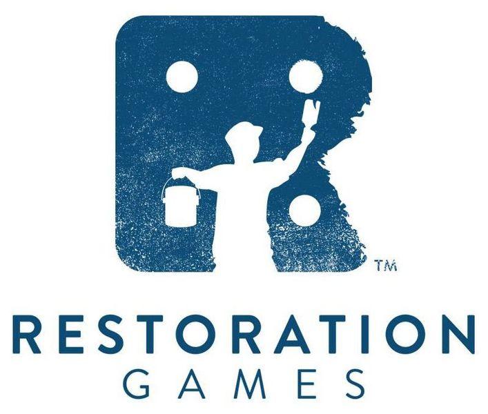 Настолна игра - Издател Restoration Games