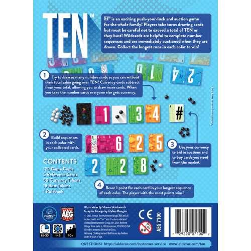 TEN - настолна игра