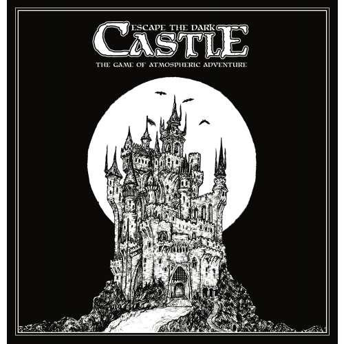 Escape the Dark Castle - настолна игра