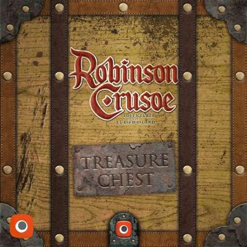 Robinson Crusoe: Adventures on the Cursed Island – Treasure Chest - разширение за настолна игра