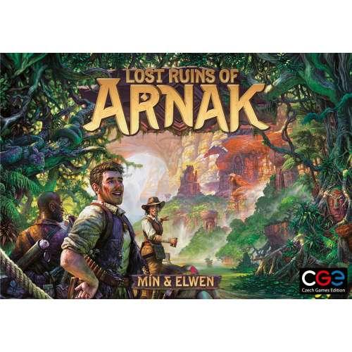 Lost Ruins of Arnak - настолна игра
