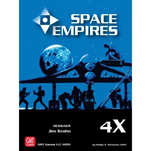 Space Empires: 4X (4th Printing) - настолна игра