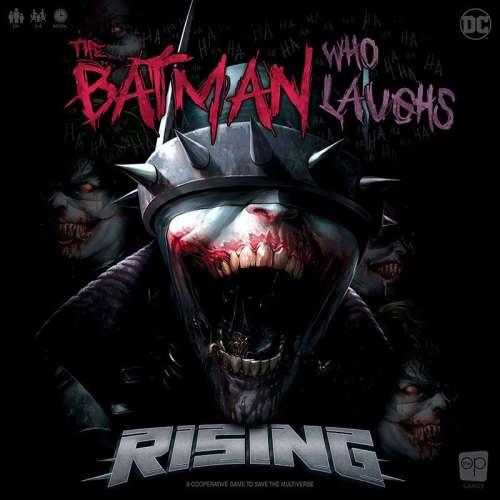 The Batman Who Laughs Rising - настолна игра