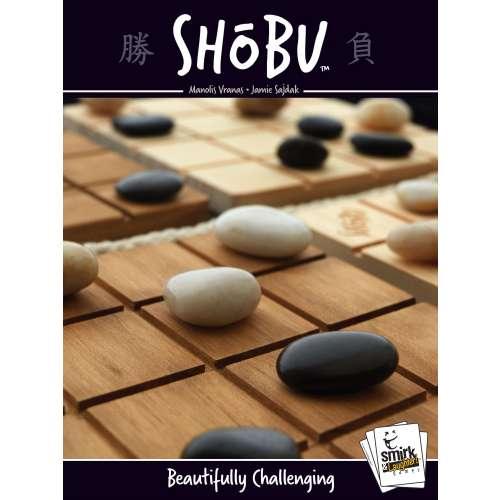 SHŌBU - настолна игра