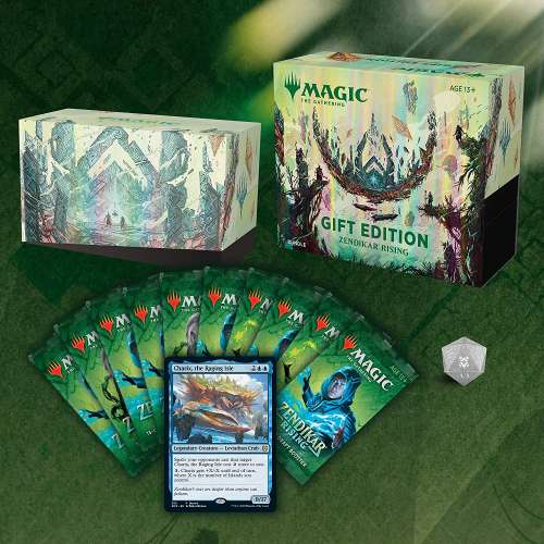 Magic: The Gathering - Zendikar Rising Gift Bundle