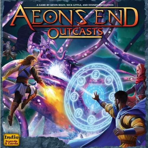 Aeon's End: Outcasts - настолна игра