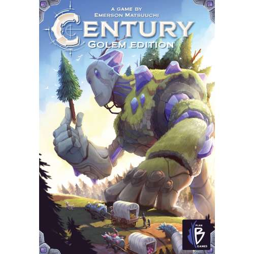 Century: Golem Edition - настолна игра
