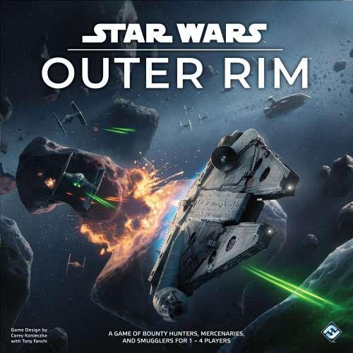 Star Wars: Outer Rim - настолна игра