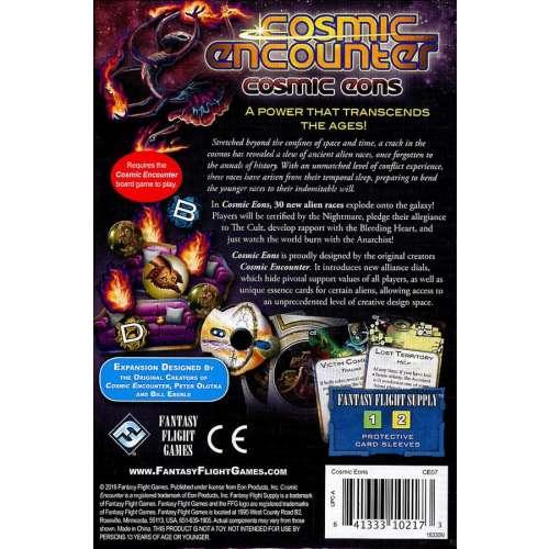 Cosmic Encounter: Cosmic Eons - разширение за настолна игра