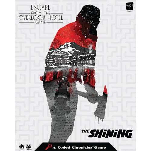 The Shining: Escape from the Overlook Hotel - настолна игра
