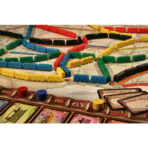 Ticket to Ride - настолна игра