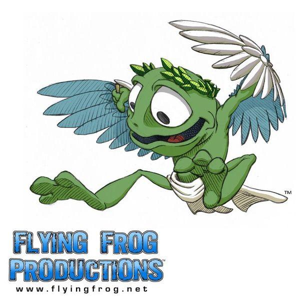 Настолна игра - Издател Flying Frog Productions