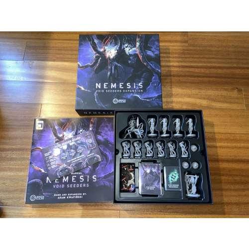 Nemesis: Void Seeders - настолна игра