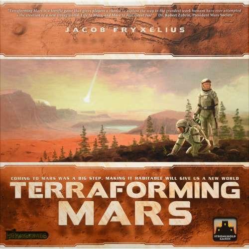 Terraforming Mars - настолна игра