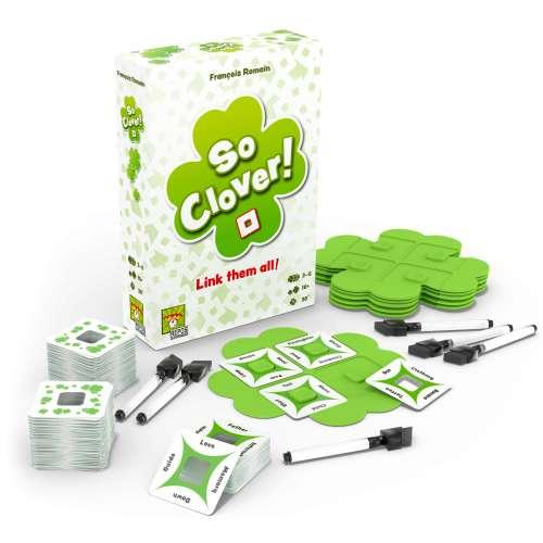 So Clover! - настолна игра