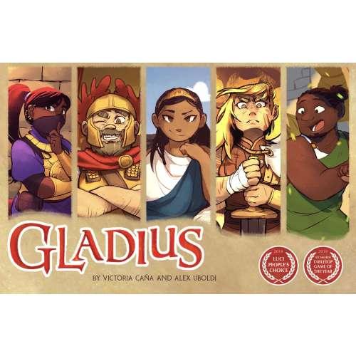 Gladius - настолна игра