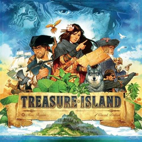Treasure Island - настолна игра