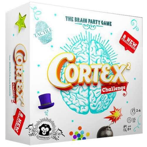 Cortex Challenge 2 - настолна игра