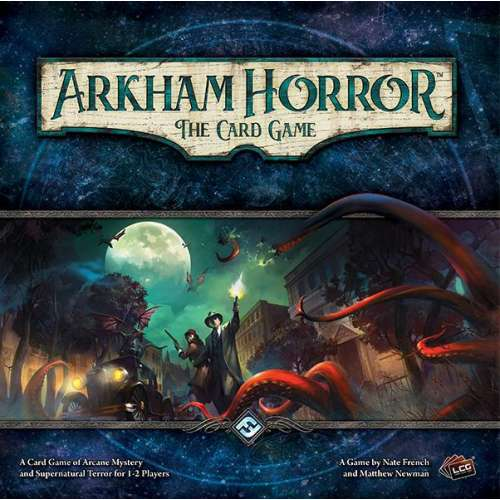 Arkham Horror: The Card Game - настолна игра