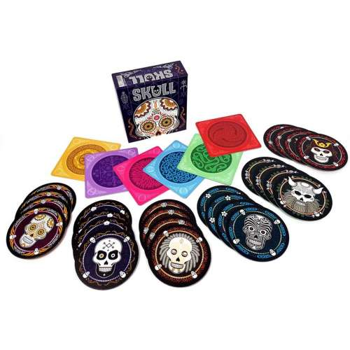 Skull - настолна игра