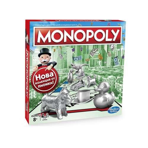 Монополи (Monopoly) - настолна игра