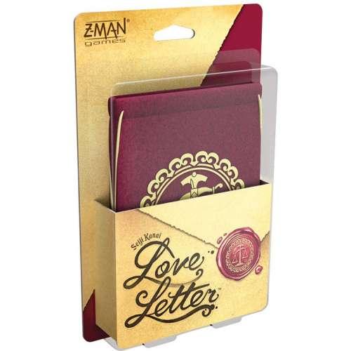 Любовно послание (Love Letter) - настолна игра