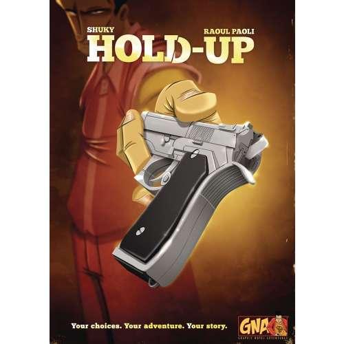 Hold-Up - книга-игра