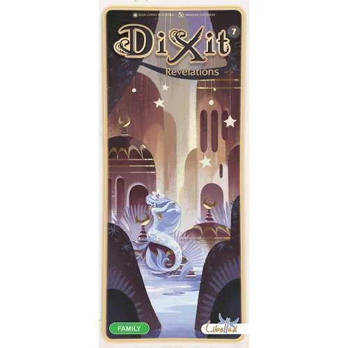 Dixit 7: Revelations - разширение за настолна игра