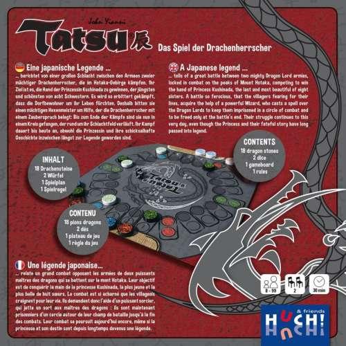 Tatsu - настолна игра