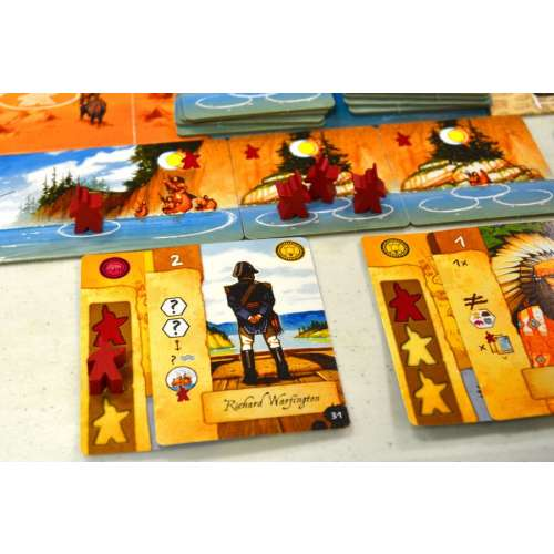 Lewis & Clark: The Expedition (Second Edition) - настолна игра