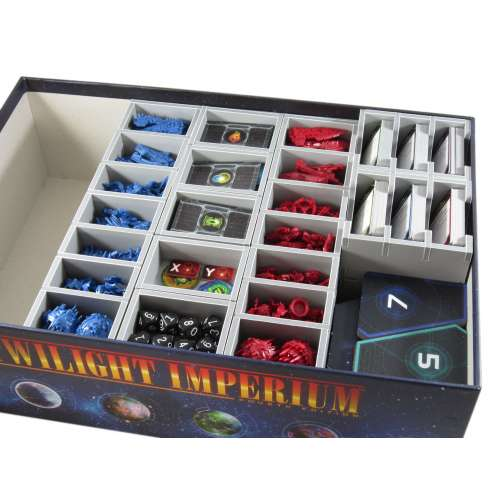 Twilight Imperium (Fourth Edition) - Folded Space Organiser