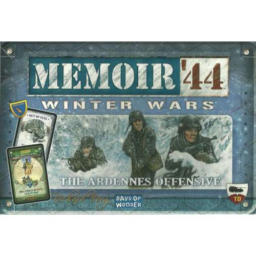 Memoir '44: Winter Wars - разширение за настолна игра