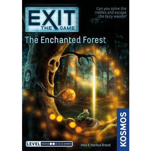 Exit: The Game – The Enchanted Forest - настолна игра